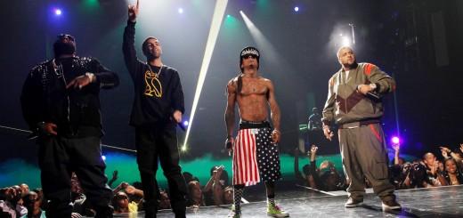 BET Awards 2011 - Inside